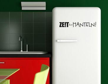 Product picture Wall Decal no.SF629 Zeit zu hanteln 3
