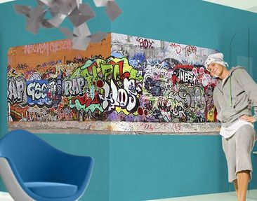 Produktfoto Wall Mural Graffiti