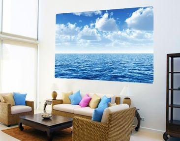 Produktfoto Selbstklebendes Wandbild Shining Ocean