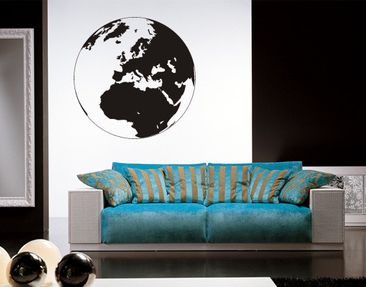 Product picture Wall Decal no.419 Earth