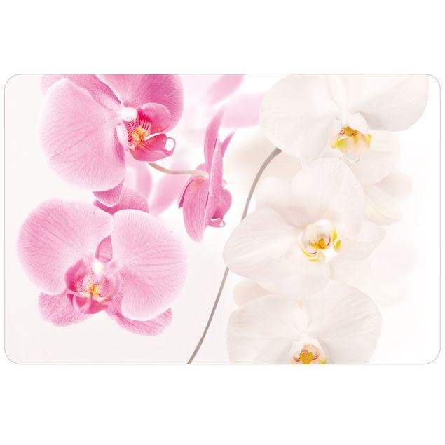 Produktfoto Selbstklebendes Wandbild Delicate Orchids
