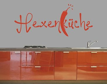 Produktfoto Wall Decal no.UL336 Hexenküche