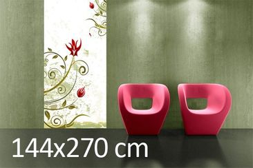 Product picture Photo Wall Mural Fire Flower