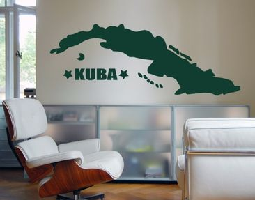 Product picture Wall Decal no.TM85 Kuba
