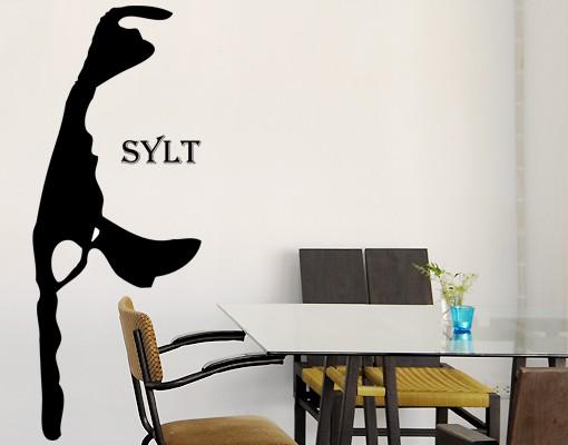 Produktfoto Wandtattoo No.475 Sylt