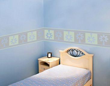 Immagine del prodotto Adesivo murale Bordura - no.220 Flower III