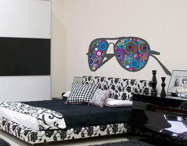 Immagine del prodotto Adesivo murale no.KP216 Sunglasses