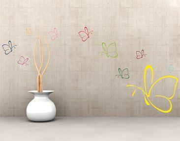 Immagine del prodotto Adesivo murale no.TM110 Butterflies I