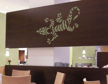 Immagine del prodotto Adesivo murale no.723 crazy Gecko