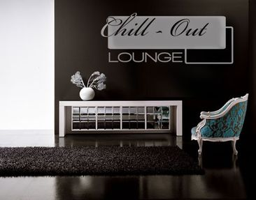 Product picture Wall Decal no.AS4 Chill-Out Lounge