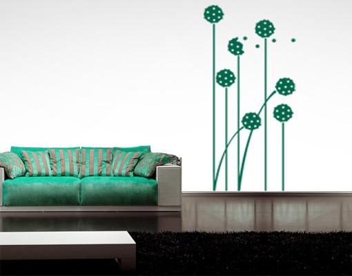 Produktfoto Wandtattoo Pusteblume No.CG3 Pusteblumenwiese