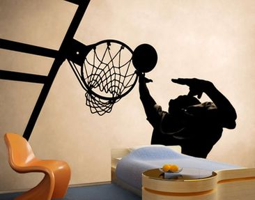 Produktfoto Photo Wall Mural Basketball