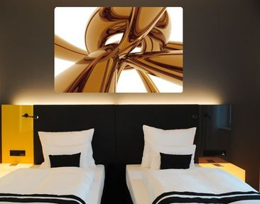 Product picture Wall Mural Golden Brilliance