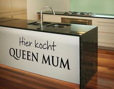 Product picture Wall Decal no.SF705 Queen Mum