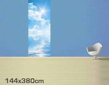 Product picture Photo Wall Mural Above Sea Level