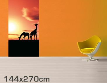 Product picture Photo Wall Mural African Life