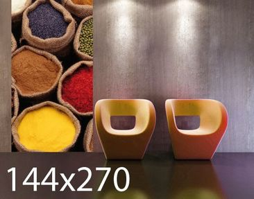 Product picture Photo Wall Mural Colourful Spices