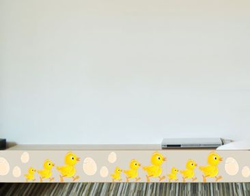 Produktfoto Wall Mural Border Chick