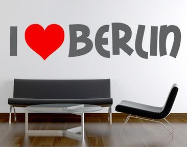 Product picture Wall Decal no.TM124 Own Word City