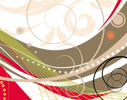 Produktfoto Selbstklebendes Wandbild December