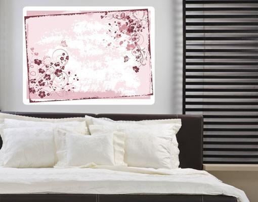 Produktfoto Selbstklebendes Wandbild Peach Blossom
