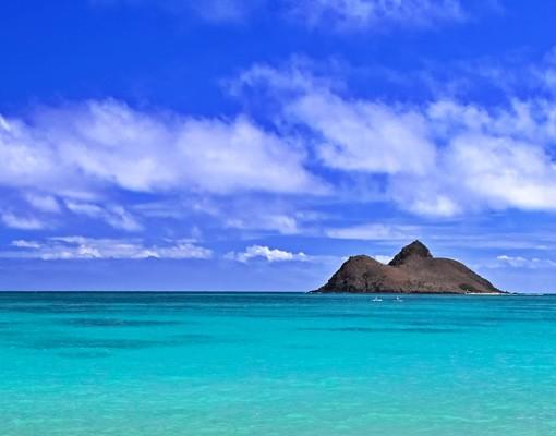 Produktfoto Selbstklebendes Wandbild Paradise Beach II