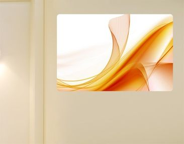 Produktfoto Wall Mural Orange Dust