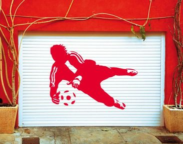 Produktfoto Wall Decal No.UL452 Goal Keeper Parade I