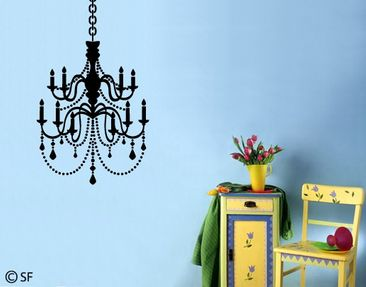 Product picture Wall Decal No.SF760 Candelabrum