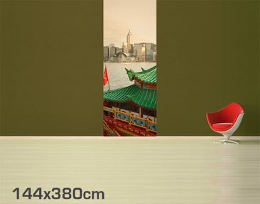 Product picture Photo Wall Mural Hongkong