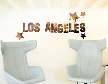 Produktfoto Wall Decal no.TM148 Los Angeles