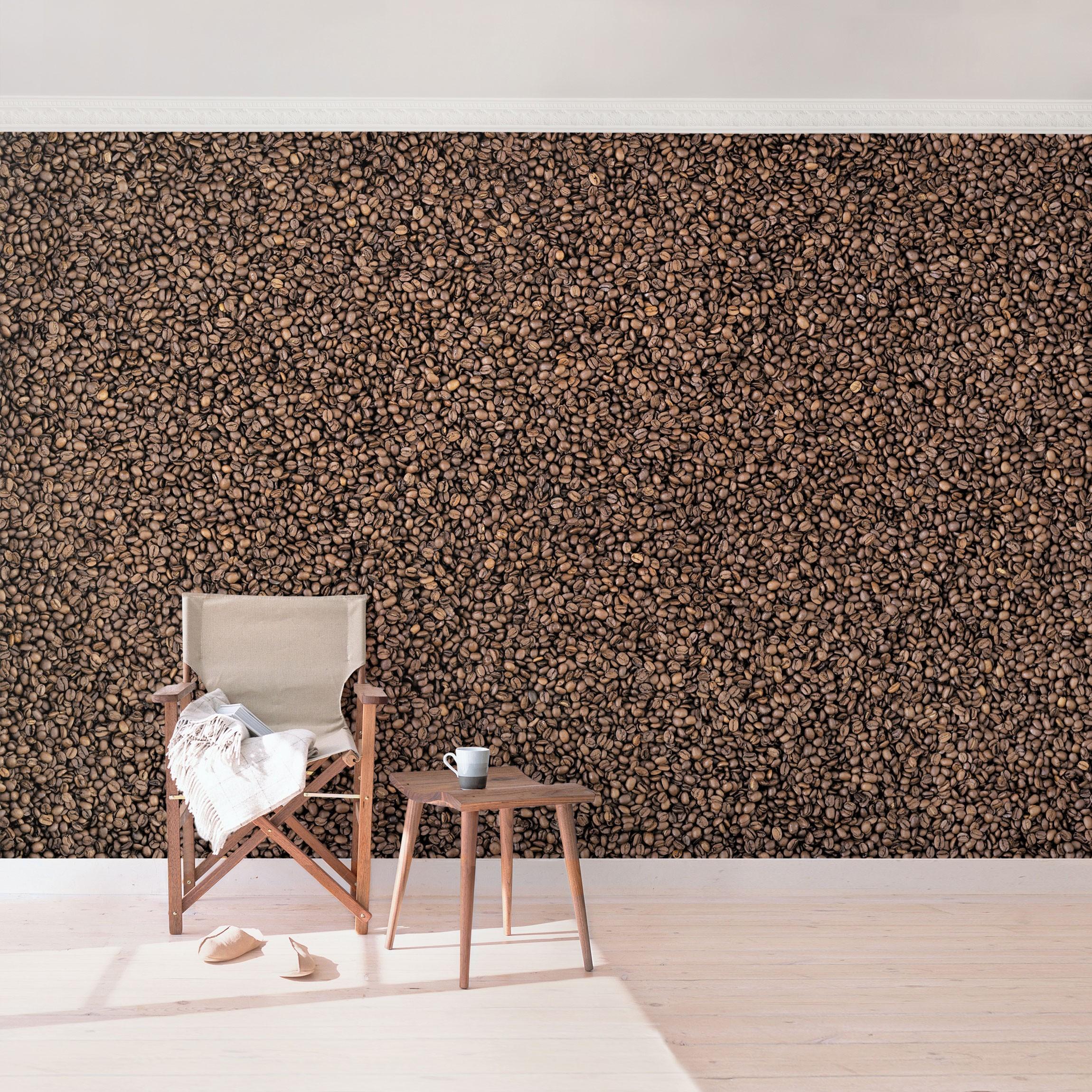 selbstklebende tapete fototapete sea of coffee k chentapeten. Black Bedroom Furniture Sets. Home Design Ideas