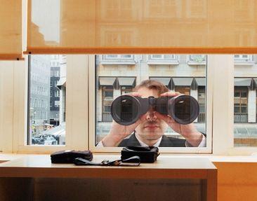 Product picture Window Sticker no.247 Secret Agent