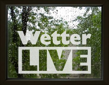Produktfoto Window Sticker no.UL463 Weather Live