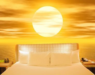 "Product picture Photo wall mural no.10 ""GOLDEN SUN""..."