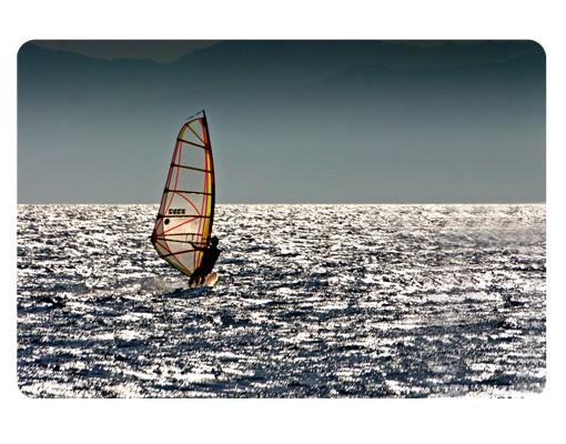 Produktfoto Selbstklebendes Wandbild Surfing Free