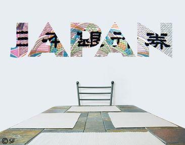 Immagine del prodotto Adesivo murale no.SF787 Japan