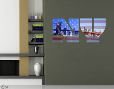 Product picture Wall Decal no.SF788 NY