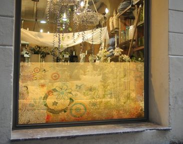 Product picture Window Mural Fantasia