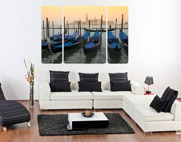 Produktfoto Wall Mural The Venice Dreams Triptychon