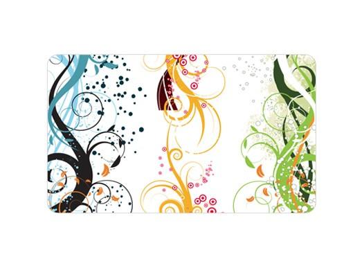 Produktfoto Selbstklebendes Wandbild Fragile Bubbles