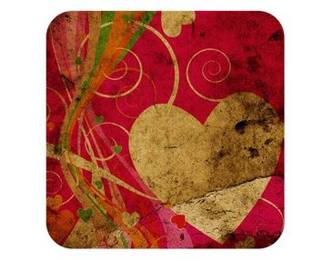 Product picture Wall Mural Lava Love