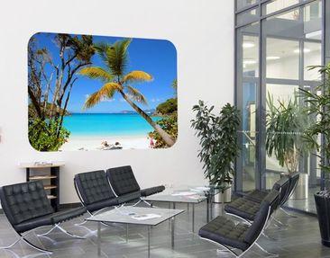 Produktfoto Wall Mural Les Seychelles