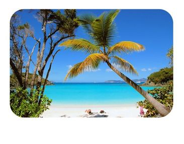 Product picture Wall Mural Les Seychelles