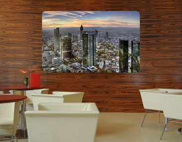Produktfoto Wall Mural MAINhattan