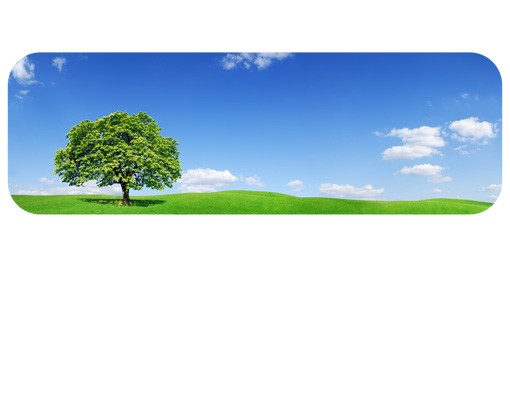 Produktfoto Selbstklebendes Wandbild Panoramic
