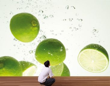 "Product picture Photo wall mural no.33 ""LIME SWIM""..."