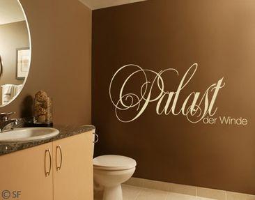 Produktfoto Wall Decal No.SF851 Palast der Winde