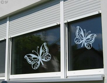 Product picture Window Sticker no.SF869 Butterfly Duo