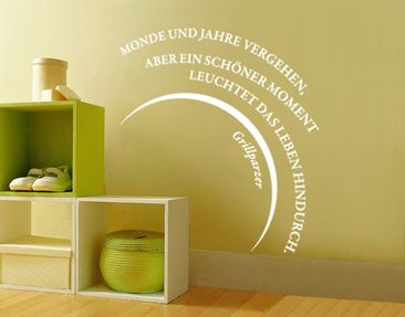 Produktfoto Wall Decal no.UL180 Moons and Years